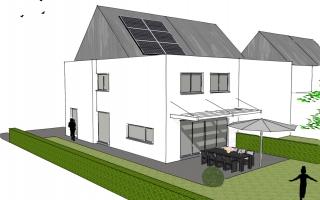 Qubo ontwerpt en bouwt woning als energiecentrale