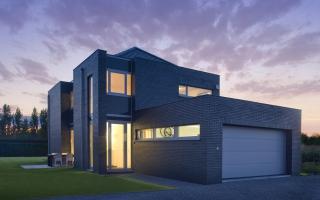 Door crisis worden ook villa's compacter en energiezuiniger