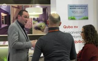 Innovatie op Batibouw: Qubo bouwde meest energiezuinige, normale woning van België