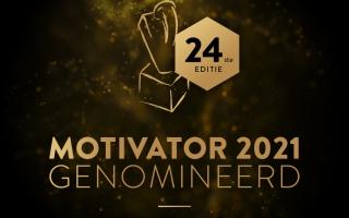 Genomineerd: Motivator van het jaar