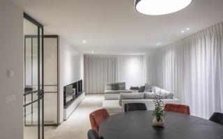 een open leefruimte maakt het samen zijn met het gezin nog gezelliger