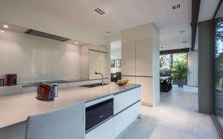 Semi-open keuken