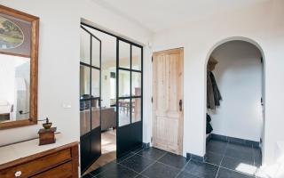 Rustieke houten deur