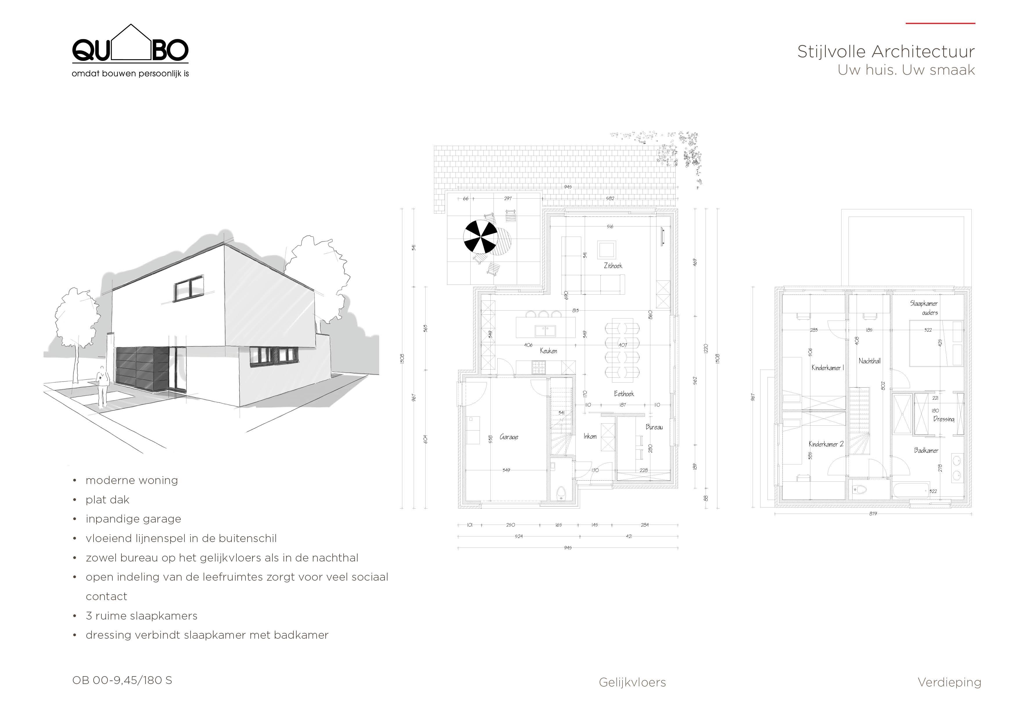 Voorbeeldplan 7 OB 00-9,45_180S