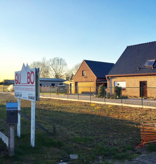 Bouwgrond Zelzate - Nieuwbouwwoning