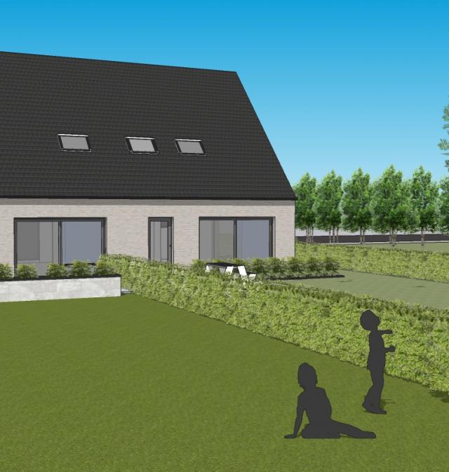 Nieuwbouwproject Zelzate